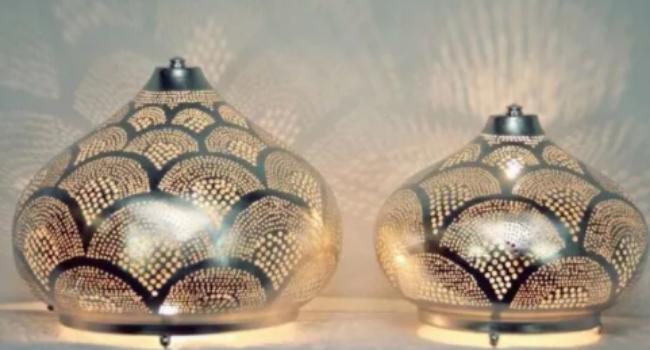Moroccan Floor Lamps
